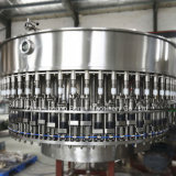 Capping de remplissage de la machine à laver automatique pour bouteille d'eau pure