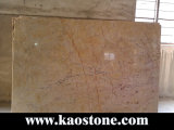 Cream nuvoloso Marble, Cina Beige Marble Tile per Floor/Wall