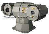 cámara del CCTV del laser del IP de la visión nocturna HD del d3ia 500 del 1km