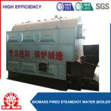 Chaudière à vapeur allumée petite par biomasse de 3 t/h industrielle