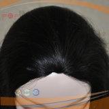 Peluca llena de la caída del pelo humano de la cutícula (PPG-l-01659)