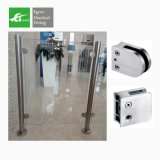 階段手すりの柵のためのSS304 316ステンレス鋼のガラスクランプ