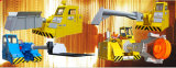 El excavador diesel del generador del cargador de Kipor 178f Turbo parte la junta principal