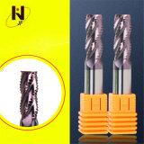 16*40*16*120 fabricación de nuevos de carburo sólido 4 Flautas desbaste final molinos con precio Compatitive