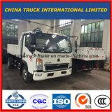2-5t Vrachtwagen van de Stortplaats van de Plicht van de nuttige lading de Lichte