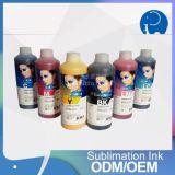 Corea original Dti de Tinta de Sublimación de tinta con 6 colores