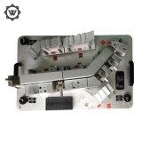 Polimento personalizados PA66+GF do molde de injeção de peças de plástico para carro