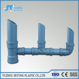 PPの防音の下水管の管および付属品