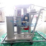 Piccola pianta di depurazione di olio della turbina del purificatore di olio della turbina di funzionamento facile