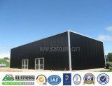 Estructura de acero modulares prefabricadas de almacén de construcción