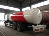 FAW 8X4 LPG Bulk Supply Lorry