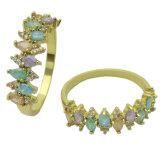 Anéis novos da jóia da prata esterlina do projeto 925 para as mulheres R10994