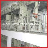 60-70 planta automática del molino de arroz de la tonelada/día, fresadora de arroz