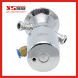 SS316L da válvula de amostragem asséptica Pneumática