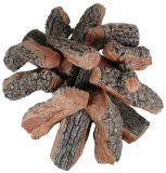 En fibre de céramique pour l'éthanol et de gaz Fire Pit Logs