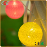 LED Colorful Decorative Christmas Ball Light Waterproof 10m LED String Light