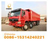 [غود كنديأيشن] يستعمل [هووو] [دومب تروك] 12 إطار العجلة شاحنة قلّابة عمليّة بيع حارّ لأنّ إفريقيا