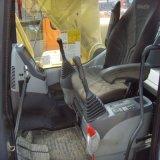 Máquina escavadora usada da esteira rolante da maquinaria de construção hidráulica de KOMATSU PC220-7