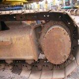 machinerie de construction de l'équipement hydraulique sur chenilles utilisé excavatrice Kobelco SK-200