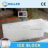 5toneladas/día de la maquina para fabricar bloques de hielo Industrial para las zonas calientes