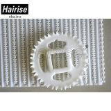 Transportador de plástico Hairise Har-1600 Correia do Tipo Liso