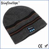 Beanie senza fili di Bluetooth di uso di inverno con musica & la chiamata (XH-BH-001)