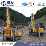 Hfx400/500クローラータイプ井戸の掘削装置