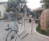 Wohnungs-doppelte Reihe-Fahrrad-Speicher-Innenzahnstange