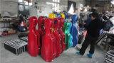 Do saco cinzento colorido da atuação do saco da guitarra elétrica preço barato