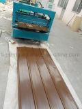 Лист толя высокого качества легкий изготовляя трапецоидальным покрашенный цветом гальванизированный стальной