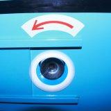 L'extrémité du tube de l'Ébavurage et polonais de la machine avec certificat Ce (DPH3)