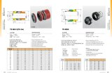 Le joint mécanique, Joint de pompe, Burgmann MG13, Aesseal B013, Umbra Fg3