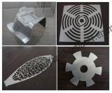 Acero de carbón, cortadora inoxidable del laser de la fibra del CNC de la hoja de metal