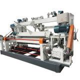 CNC Chapa de madera de husillo giratorio de la producción de maquinaria Tornos Peeling