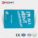 13.56MHz MIFARE (R) 1K RFID Papierkarte für Hotel-Verschluss-System