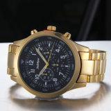 La mens relojes Moda Negocios Quartz-Watch Reloj Casual