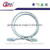 Cable de LAN de la cuerda de corrección de Cat5e CAT6 UTP el 1m/2m/3m/5m/10m/15m/20m/30m