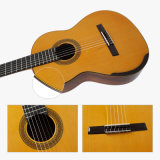 Heißes Verkaufs-kundenspezifisches neues Form-festes Rosenholz-klassische Gitarre