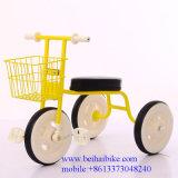 Triciclo chino del bebé del diseño simple para los niños con el precio bajo