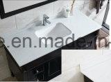 Precio barato moderno cuarto de baño muebles de madera maciza vanidad (ACS1-W69)