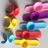Sostenedor colorido del teléfono celular del lechón de la palmada del silicón Sy02-01-003