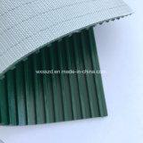 La Chine fournisseur PVC Bande longitudinale de la nervure de la courroie du convoyeur