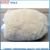 Polsino professionale dell'elastico del guanto del polacco della pelle di capra della pelle di pecora di alta qualità