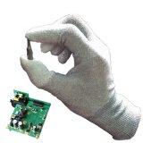 Перчатки ESD при покрынный напальчник PU