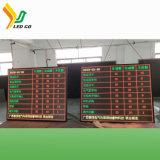Shenzhen P6 Outdoor écran LED numérique pour la publicité