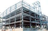 Edificios pre dirigidos del metal para los altos edificios de Commerical de la subida