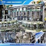 Automatische Glasflasche Belüftung-Kennsatz-Hülsen-Maschine