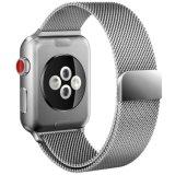Cinghia magnetica del rimontaggio milanese del ciclo per la cinghia della fascia del Apple Iwatch