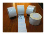 Impression de codes à barres papier personnalisé impression des étiquettes autoadhésives