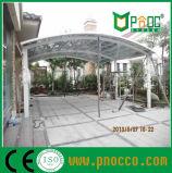 Сегменте панельного домостроения DIY легкая сборка алюминиевых Carport /навес
